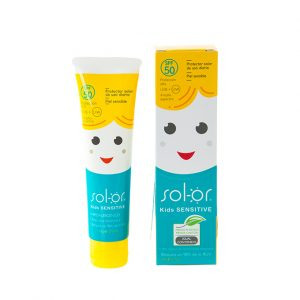 Protector Solar para Niños Sensitive