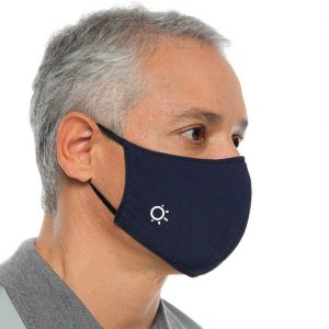 Tapabocas con Protección UV+